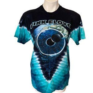 Liquid Blue Pink Floyd Pulse T-Shirt